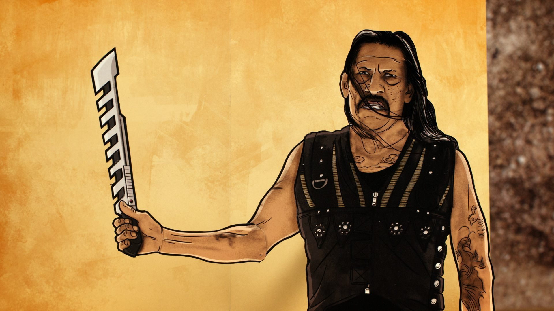 Adult Swim – Machete Kills!