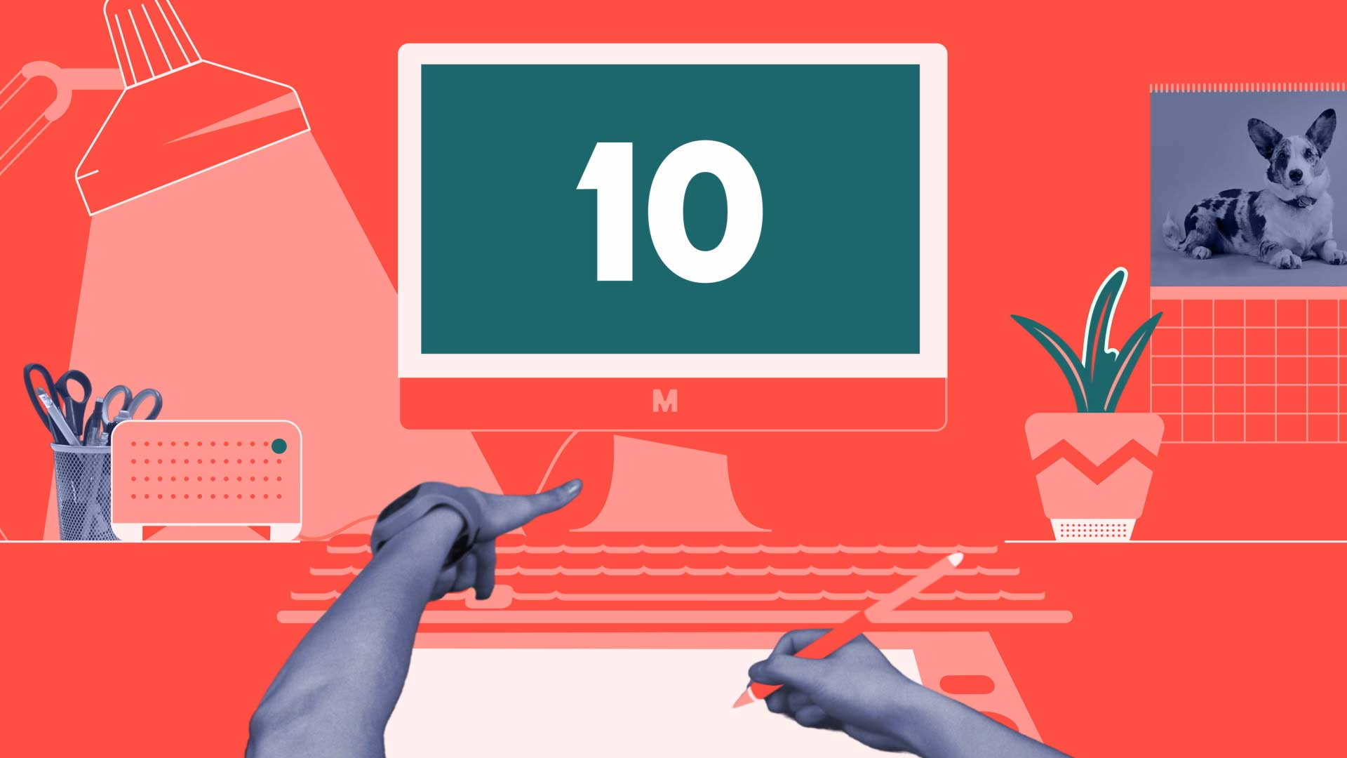 Motionographer – Patreon Campaign